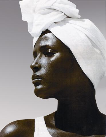 Waris Dirie. Book Cover: Desert Flower. 1998