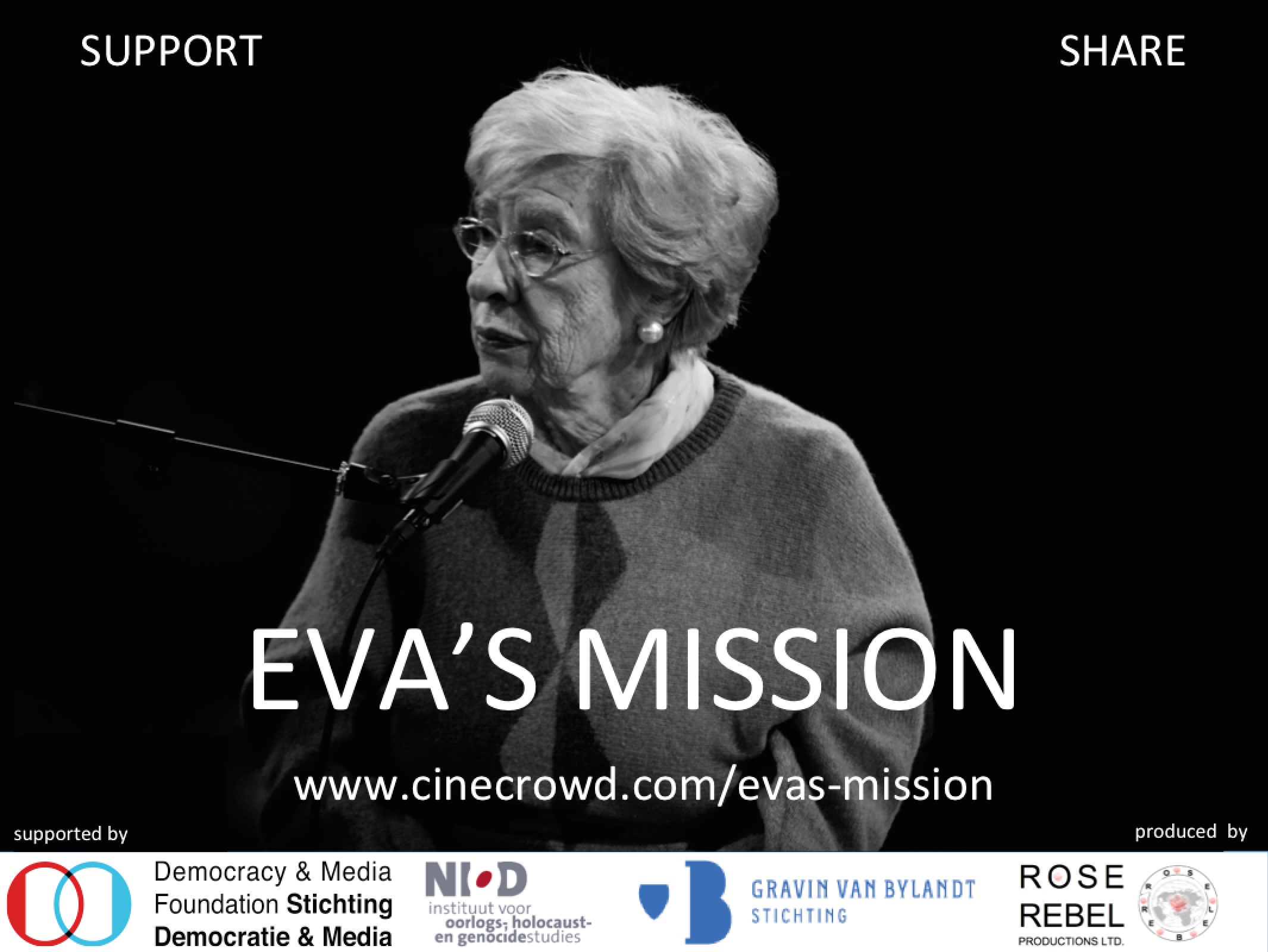 Eva's Mission. Documentary